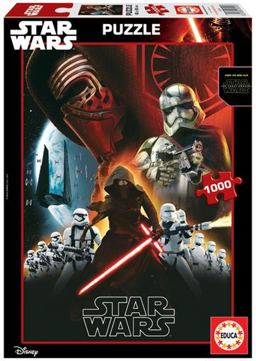 Picture of Educa Star Wars The Force 16524 1000 Parça Puzzle