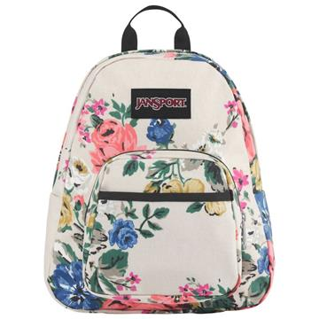 Jansport Half Pint Fx Coated Canvas Mini Sırt ve El Çantası (Js0a3c4s43l) resmi