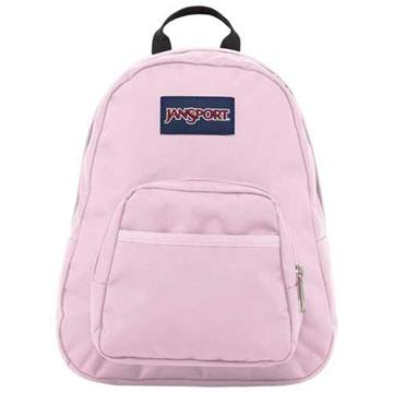 Jansport Half Pint Pink Mist Mini Sırt ve El Çantası (Js00tdh63b7) resmi