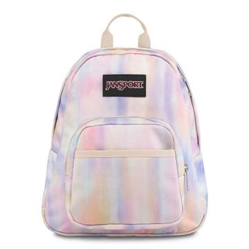 Jansport Half Pint Fx Sunkissed Pastel Poly Canvas (Js0a3c4s42n) resmi