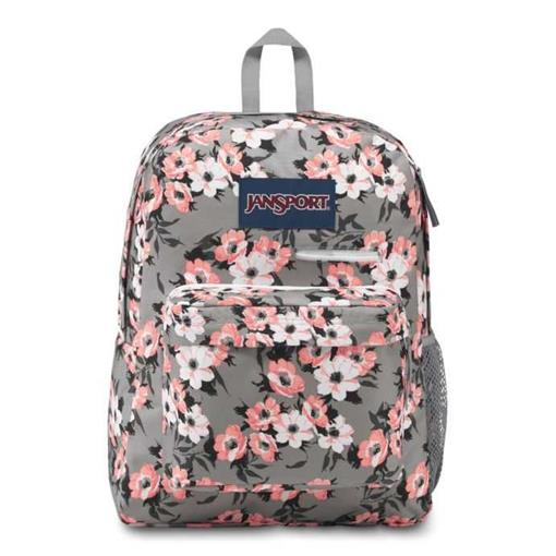 Picture of Jansport Digibreak Coral Sparkle Pretty Posey Sırt Çantası (T50f0jb )
