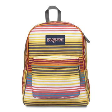 Jansport Superbreak Multi Sunset Stripe Sırt Çantası (T5010e9) resmi