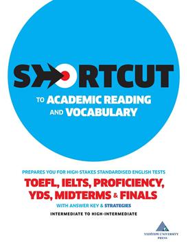 ShortCut To Academic Reading & Vocabulary resmi