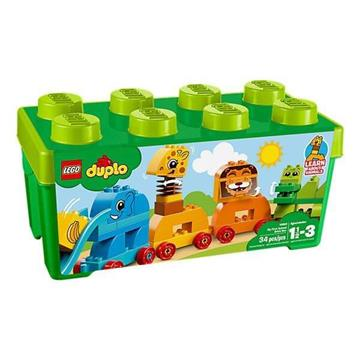 Lego Duplo 10863 My First Animal Box Eğitici Bloklar resmi