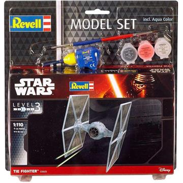 Revell Star Wars Tie Fighter Model Maketi - 1:110 resmi