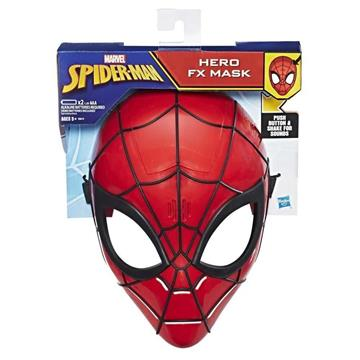 Spiderman E0619 Elektronik Maske resmi