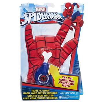 Spiderman B9762 Elektronik Eldiven resmi