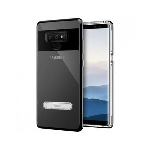 Picture of Buff Galaxy Note 9 Air Bumper Siyah Kılıf
