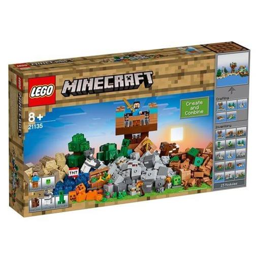 Picture of Lego Minecraft 21135 Crafting Box 2.0