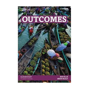 Outcomes Elementary Students Book 2nd Edition resmi