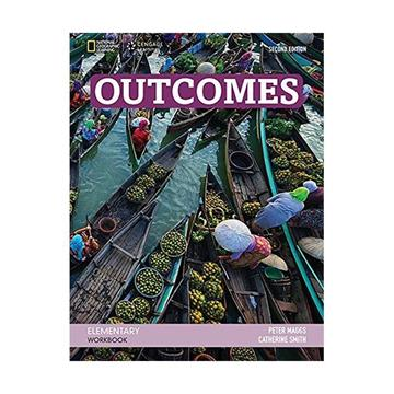 Outcomes Elementary Workbook With Key 2nd Edition resmi